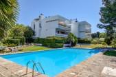 Spacious 3 bedroom apartment in the exclusive residential area of Bellresguard, Puerto de Pollensa