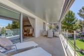 Exclusive to Sol Mallorca Three bedroom modern apartment for sale near the Pine Walk in Puerto de Pollensa.