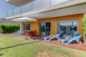Ground floor apartment in the Siller area of Port de Pollenca close to all amenities for sale