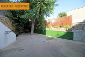 Fantastic town house with a very large private patio situated only 5 minutes walk from the main square.