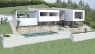 Modern villa for sale in a quiet residential area of Bunyola, only a few minutes distance from Palma de Mallorca.