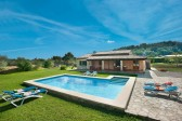Country home for sale in Pollensa. Property with holiday rentals licence.