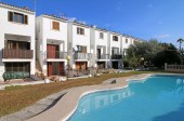 Immaculate semi detached villa with communal swimming pool and possibility of rental license