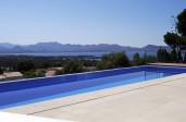 Amazing modern and minimalist style brand new Villa for sale in the Bonaire area of Alcudia