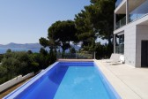 Luxurious villa with beautiful views of the sea, Alcudia