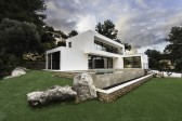 Brand new villa situated in the residential area of Gotmar in Puerto Pollensa.
