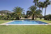 Beautiful finca situated just a few minutes distance to the center of Pollensa the old town.