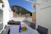 Awesome top floor apartment with large private terrace and amazing views, in the heart of Pollensa old town