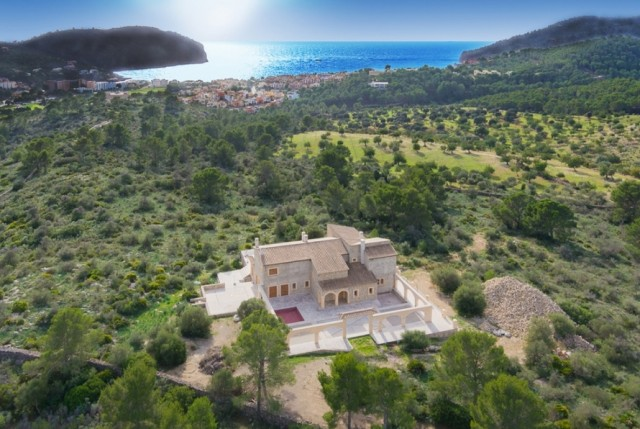 578856 - Mansion For sale in Camp de Mar, Andratx, Mallorca, Baleares, Spain