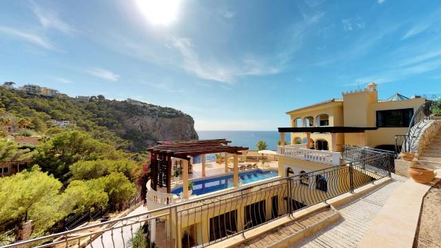 593956 - Villa zu verkaufen in Puerto Andratx, Andratx, Mallorca, Baleares, Spanien