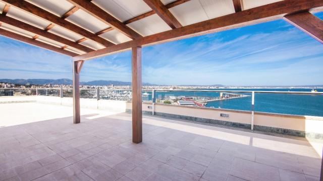 705386 - Penthouse zu verkaufen in Palma de Mallorca, Mallorca, Baleares, Spanien