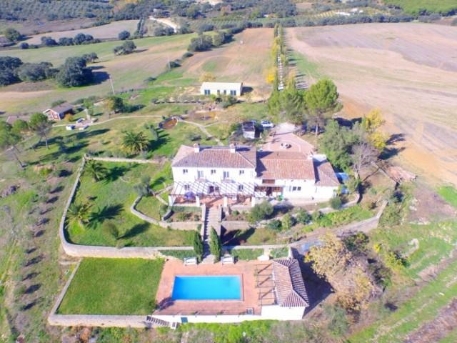1. Aerial photo