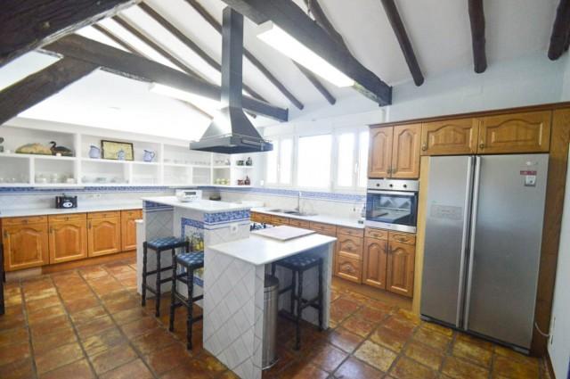 7. Main kitchen