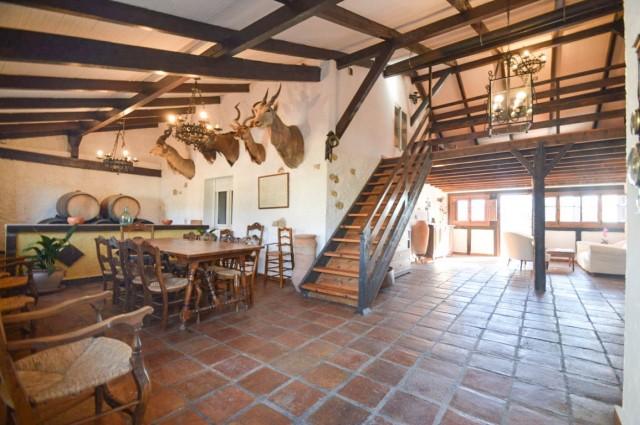 8. Main dining room