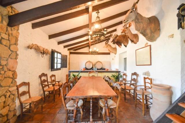 9. Main dining room