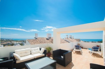 YPIS2190 - Penthouse for sale in Riviera del Sol, Mijas, Málaga, Spain