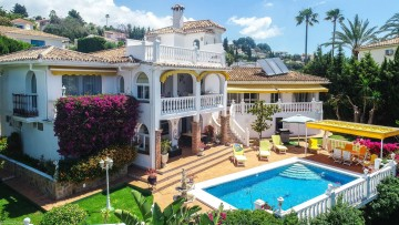YPIS9019 - Villa for sale in La Sierrezuela, Mijas, Málaga, Spain
