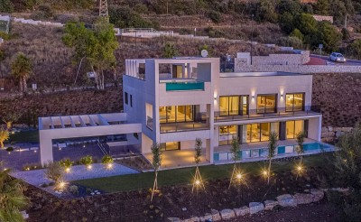 788330 - Villa For sale in Benalmádena Pueblo, Benalmádena, Málaga, Spain