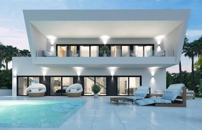801330 - Villa For sale in Guadalmina Alta, Marbella, Málaga, Spain