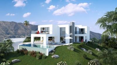 801700 - Villa For sale in La Mairena, Marbella, Málaga, Spain