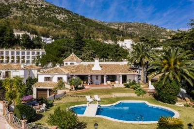 806594 - Villa For sale in Mijas, Málaga, Spain