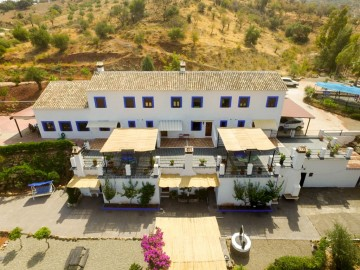 YPIS1928 - Hotel for sale in Guaro, Málaga, Spain