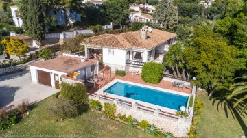 YPIS6282 - Villa for sale in La Sierrezuela, Mijas, Málaga, Spain