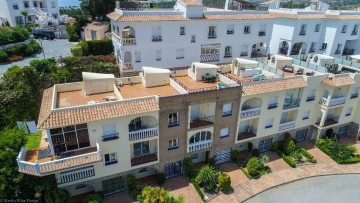 YPIS2070 - Townhouse for sale in El Chaparral, Mijas, Málaga, Spain