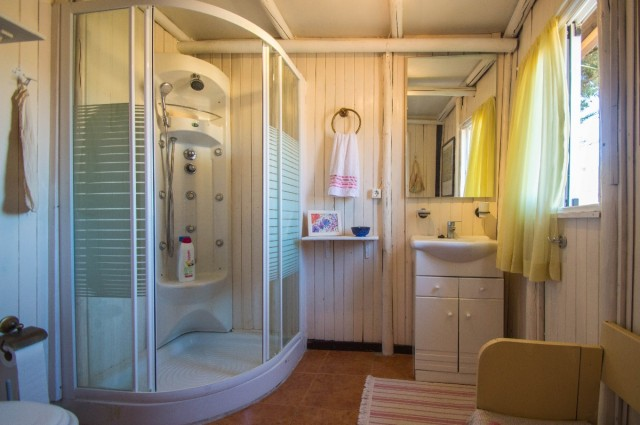 Guest house. Main bathroom