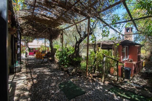 Guest house 1. Porch
