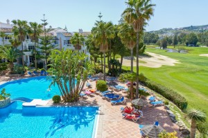 Ático en venta en Mijas Golf, Mijas, Málaga, España