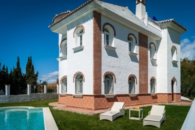 775811 - Villa For sale in El Chaparral, Mijas, Málaga, Spain