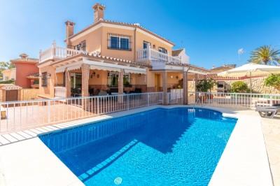 783706 - Villa For sale in Playamar, Torremolinos, Málaga, Spain