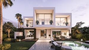Villa for sale in Estepona, Málaga, Spain