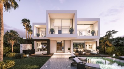 785145 - Villa For sale in Estepona, Málaga, Spain
