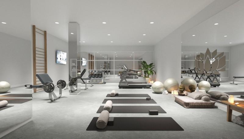 13. Fitness Center