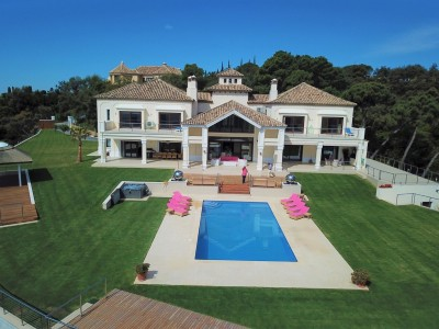 798557 - Villa For sale in La Zagaleta, Benahavís, Málaga, Spain