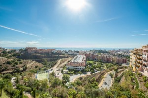 Penthouse for sale in Los Pacos, Fuengirola, Málaga, Spain
