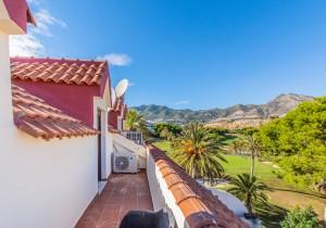 Duplex Penthouse Sprzedaż Nieruchomości w Hiszpanii in Golf Torrequebrada, Benalmádena, Málaga, Hiszpania