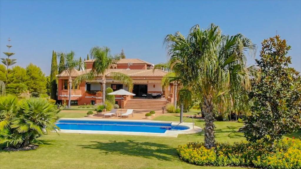 across pool to terrace