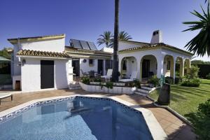 Villa for sale in Carib Playa, Marbella, Málaga, Spain