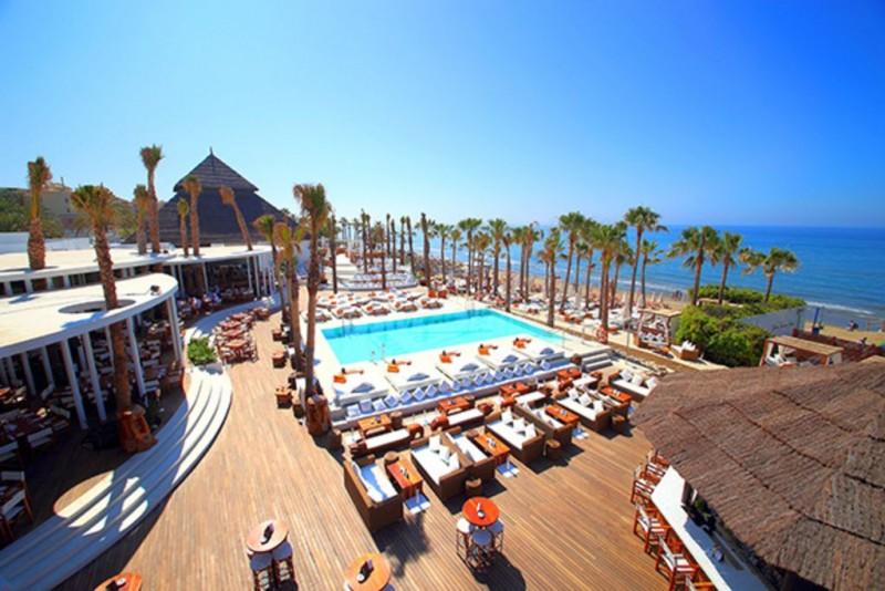 nikki beach club