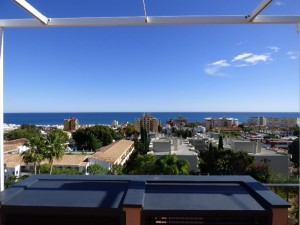 Penthouse for sale in Torremolinos, Málaga, Spain