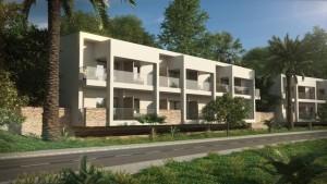 Exterior - Apartments