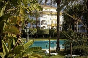 747708 - Appartement met tuin te koop in Puerto Banús, Marbella, Málaga, Spanje