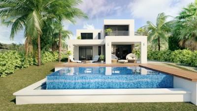 Modern Villas For Sale In Mijas, Costa Del Sol