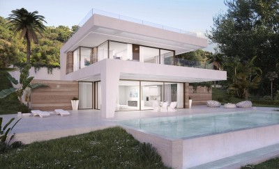 Modern Villas For Sale In Estepona, Costa Del Sol