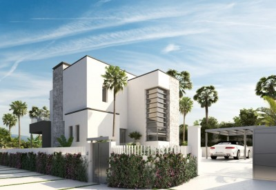 Modern Villa For Sale In La Cerquilla, Marbella
