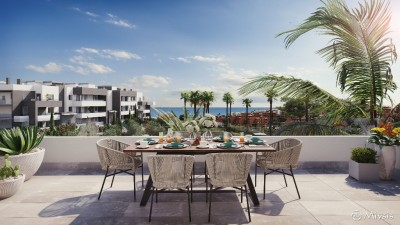 Modern Apartments For Sale In Estepona