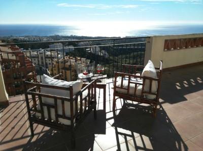 781454 - Duplex Penthouse For sale in Calahonda, Mijas, Málaga, Spain
